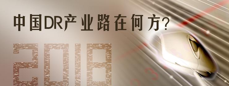 2018,中国DR产业路在何方?